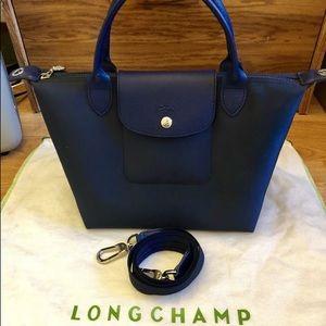 Longchamp Le Pliage Neo Navy